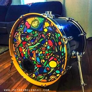 Drum Head Delivered!